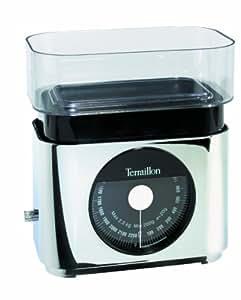 Terraillon BA22 ARGENT Balance de Cuisine 2,2 Kg Argent