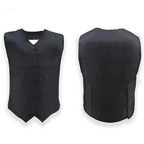 HAIT Invisibile Acciaio al Manganese Abbigliamento Resistente allo Stinco Scala di Pesci Gilet Tattico Anti-Terrorismo Gilet per Coltello Protezione Pettorale