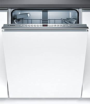 Bosch Serie 4 SMV46IX03E Totalmente integrado 13espacios A++ lavavajilla - Lavavajillas (Totalmente integrado, Tamaño completo, Acero inoxidable, Botones, Frío, A)