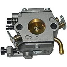 JRL Carburador para Stihl MS200 MS200T 020T motosierra, para repuesto ZAMA C1Q-S126B