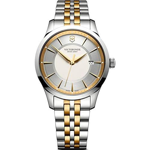 Victorinox Alliance Reloj de hombre cuarzo 40mm correa de acero 241803