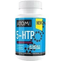 ATOM 5-HTP 100mg - Hochwertige Dosierung 5-HTP - Hilft bei Stress und Angstzuständen – verbessert Schlaf, Stimmung... preisvergleich bei billige-tabletten.eu