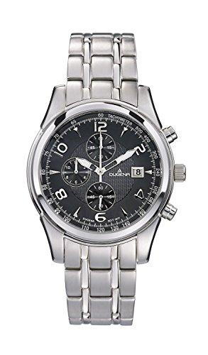 Dugena Sport Gents Watch Quartz Watch With Metal Strap  4460350