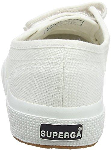 Superga 2750-cot3velu, Sneaker Donna White (blanco)
