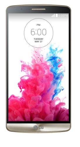 """Usado, LG G3 D855 16GB 4G Oro - Smartphone (13,97 cm (5.5""""), segunda mano  Se entrega en toda España"""
