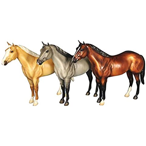 BREYER Traditional Series American Quarter Horse Association 75th Anniversary Edition Toy by Breyer