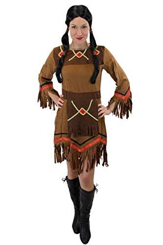DRESS ME UP - L029/38 Disfraz mujer india L029 talla: 38, S