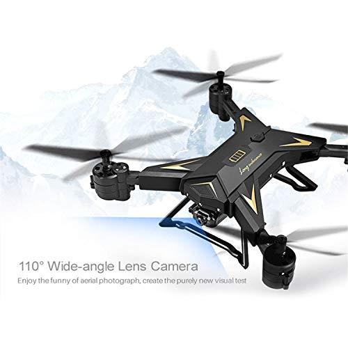 FairytaleMM KY601S con cámara de 1080W con detección de Gravedad 20 min. Play Time Dual Battery Drone