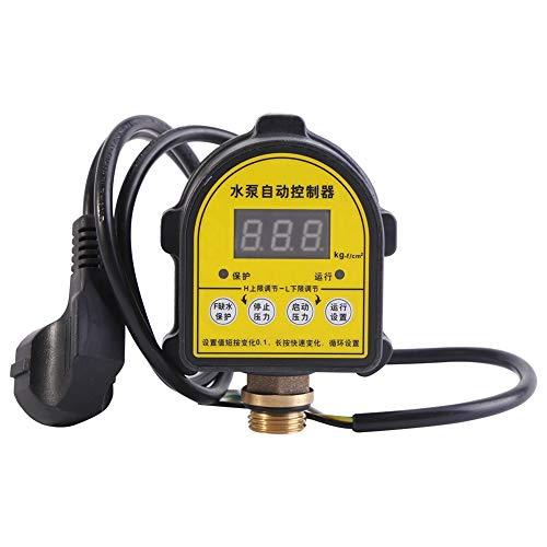 Pumpendruckregler - Haushaltsautomatischer digitaler Wasserpumpendruckregler Intelligenter EIN-AUS-Schalter 220 V for die Wasserpumpe -