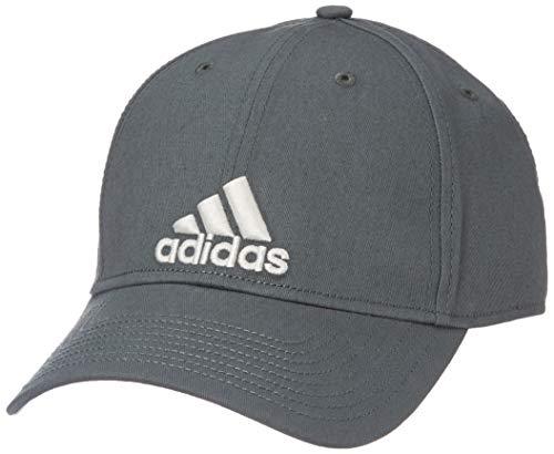 adidas 6P Cotton Cap, Herren, mehrfarbig Eis/Blapur, Einheitsgröße