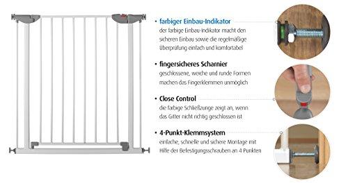 Reer Tür / Klemmgitter - 8
