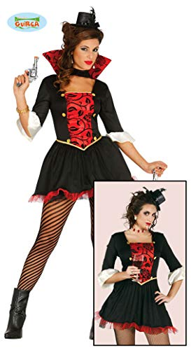 sexy Vampir Lady Kostüm für Damen Gr.