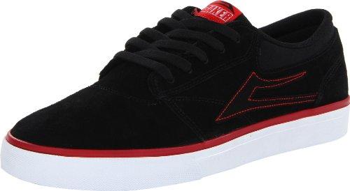 Lakai  Griffin,  Herren Sneaker BlackSuede