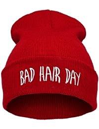 Beanie Mütze Hat Mütze Bad Hair Day Fuckin Problems Comme des Fuckdown.Hit Neu 200 models