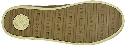 Mustang 4080-305, Baskets Basses Homme Marron (318 taupe)