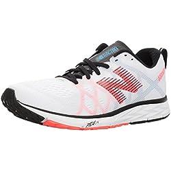 New Balance 1500v5, Zapatillas de Running para Mujer, Blanco (White), 39 EU