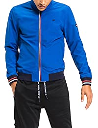 Tommy Jeans Bomber Basic Casual Azul