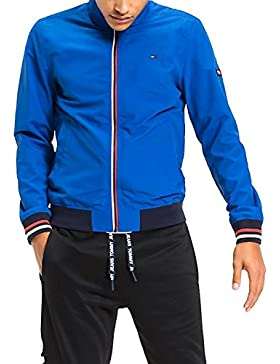 Bomber Tommy Jeans Basic Casual Azul