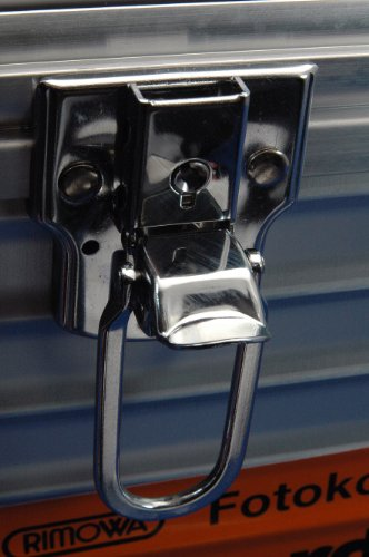 Rimowa Tropicana Foto/Video Aluminium  koffer (Wasserdicht, Staubdicht, Tropenfest) silber - 3