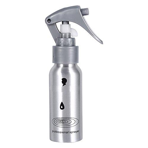 Bouteille de pulvérisation - 60/200/350 / 450ML Salon cheveux Spray bouteille vide coiffure fleurs plante pulvérisateur d'eau 6 types (Color : 01#60ml)