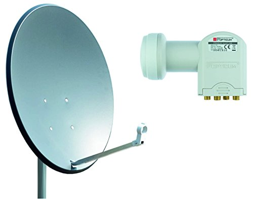 Opticum Sat Antenne X80  im Test