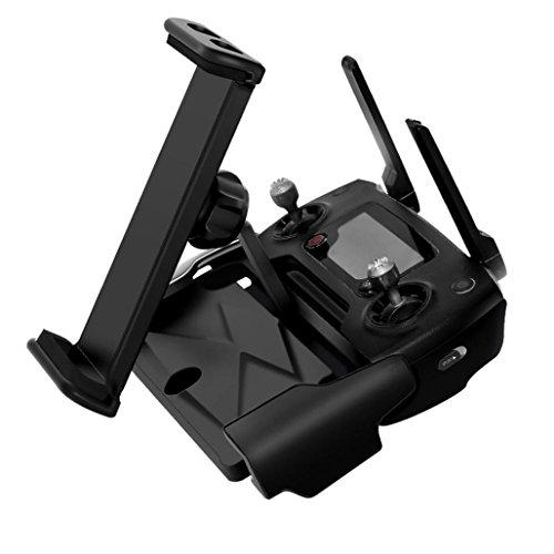 TPulling Mavic/Spark für 4-12 Zoll Tablet-Telefon Halterung Tablet Halterung Handyhalter & Controller Stick & Lanyard Für DJI Spark Mavic Pro (schwarz) -