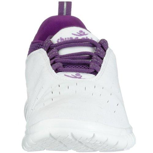 Chung Shi Duflex Trainer, Sneakers Basses Adulte Mixte Blanc/indigo