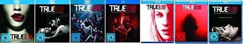 Blu-ray Set * True Blood - Season/Staffel 1+2+3+4+5+6+7 (1-7) / Komplette Serie