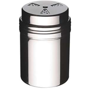 Kitchen Craft Stainless Steel Multi Option Shaker