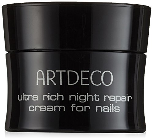 Artdeco Ultra Rich Night Repair Cream for Nails, 1er Pack (1 x 1 Stück) - Trockene Brüchige Nägel