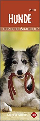 Hunde Lesezeichen & Kalender Kalender 2020
