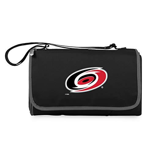 NHL Carolina Hurricanes Picknick-Decke, Schwarz (Nhl Hurricanes)