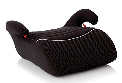 Bellelli EOS BOO Sitzerhöhung für Autositz, 15-36kg, verschiedene Farben schwarz eos