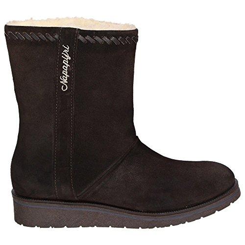 Napapijri0775600 - Stivali Donna Marrone (marrone scuro)