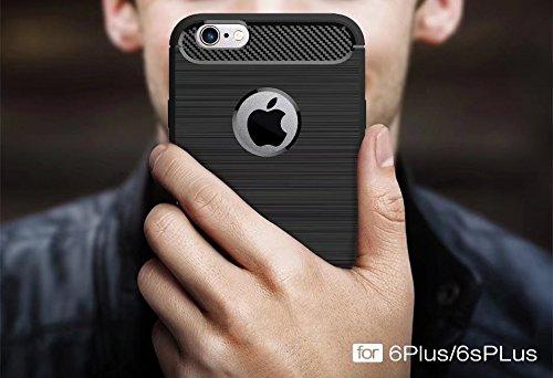 iPhone 6S Coque, iPhone 6 Coque, Valenty Hybrid Defender FlexibleProtective Coque Cover pour iPhone 6 / 6S 2# 6 Plus