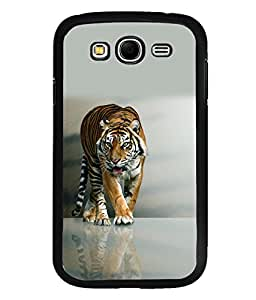 printtech Nature Tiger Back Case Cover for Samsung Galaxy Grand Neo Plus::Samsung Galaxy Grand Neo Plus i9060i