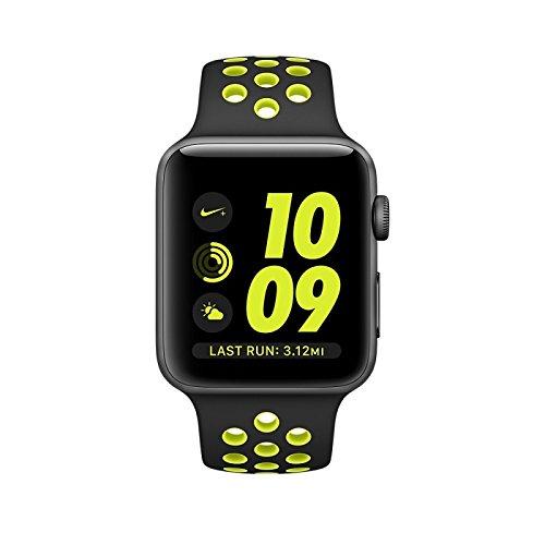 41lZXhE9U5L - [MediaMarkt] Apple Watch Series 2 Nike+ 38mm für nur 279€