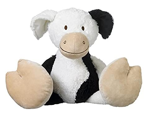 Happy Horse Animal Farm Plush Toy, Clooney the Cow, Large by Happy Horse