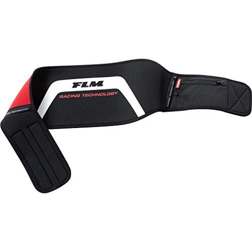 FLM Nierenschutz, Motorradnierengurt, Nierengurt Sports Nierengurt 4.0 schwarz XL, Unisex, Multipurpose, Ganzjährig, Textil