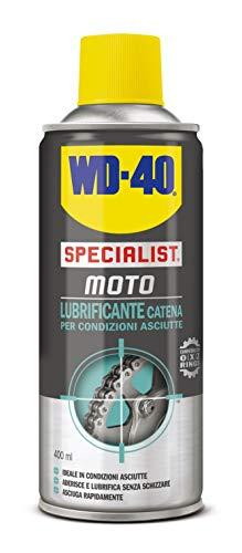 WD-40 Specialist Moto - Lubrificante Catena Moto Spray - 400 m