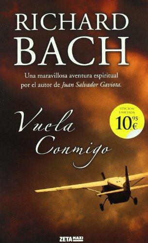 Vuela conmigo (B DE BOLSILLO) por Richard Bach