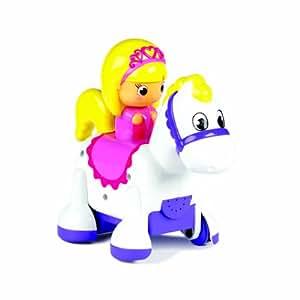 Tomy - T71914 - Jouet Premier Âge - Clip Clop - Princesse