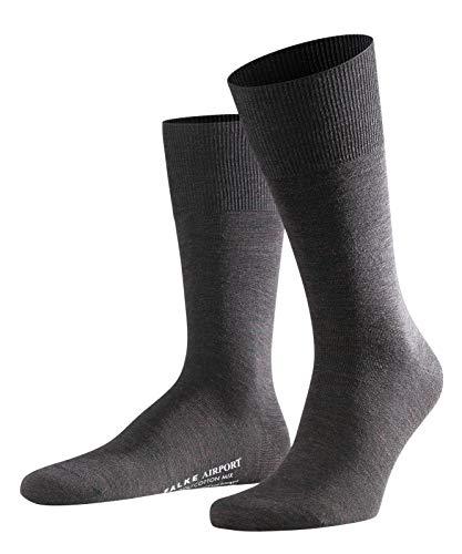 FALKE Herren Airport Socken - 1 Paar - 60% Schurwolle - Größe 39-50 - versch. Farben - Anzugsocken - Männersocken - Classic 5.5