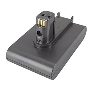 AKPowerDyson 22.2 V 2000 mAh batterie de remplacement pour aspirateur Dyson DC44 DC31 DC34 DC35 (sauf DC44 Animal) 917083–01 pour aspirateur à main