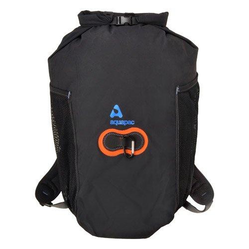 dry sac AQUAPAC Rucksack Wasserdicht Wet und Dry Backpack, Schwarz, 60 x 45 x 30 cm, 35 Liter, 789