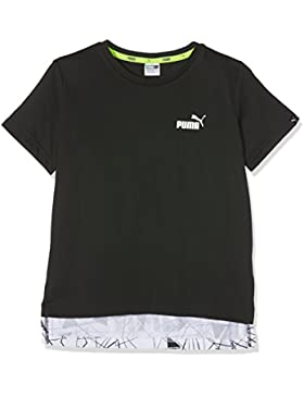Puma Kinder Sports Style Allover Tee T-Shirt