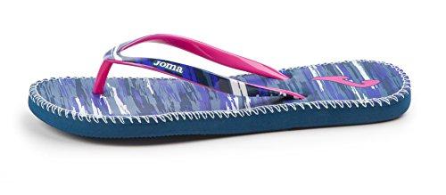 JOMA S.GOAS Shoe Spring Summer Sandales Tongs Femme bleu marine