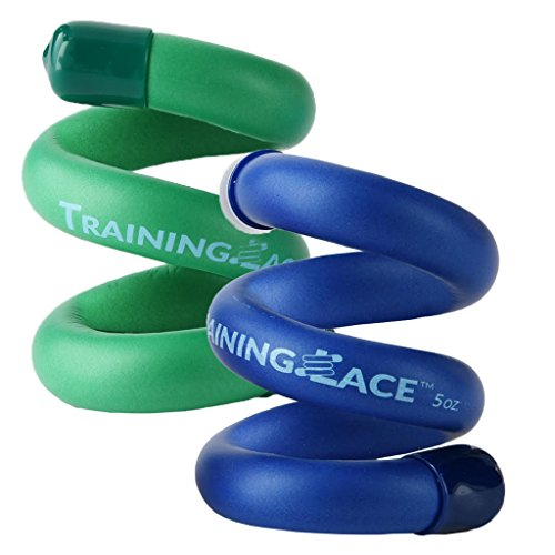 Training Lace Trainingsgewicht - Feldhockey und Lacrosse - (142g und 227g, blau und green)