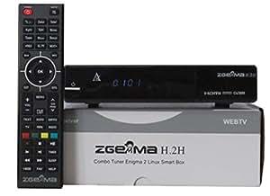 ZGemma Star H2H Combo H.2H DVB-S2 + DVB-T2