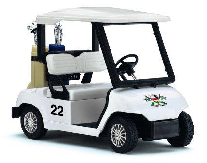 Flying Toyszer Golf Cart Kinsfun Diecast Toy